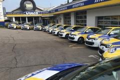 Polepitev 15 vozil Vulco