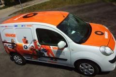 Vozni park verige Vianor