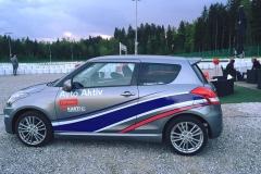 Polepitev Suzuki Swift