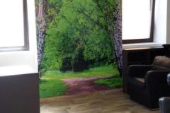 Fototapeta Frizerski studio AG