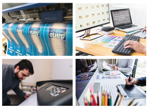ddesign grafično oblikovanje